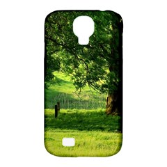 Trees Samsung Galaxy S4 Classic Hardshell Case (pc+silicone) by Siebenhuehner