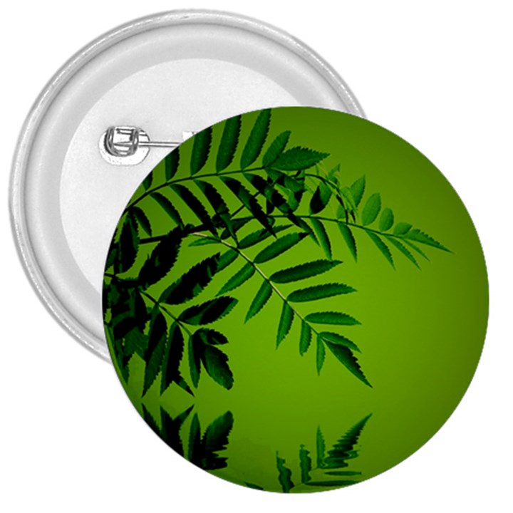 Leaf 3  Button