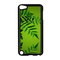 Leaf Apple Ipod Touch 5 Case (black) by Siebenhuehner