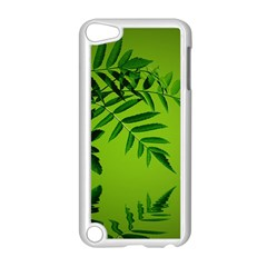Leaf Apple Ipod Touch 5 Case (white) by Siebenhuehner