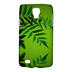 Leaf Samsung Galaxy S4 Active (i9295) Hardshell Case by Siebenhuehner