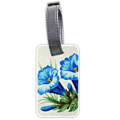 Enzian Luggage Tag (one Side)