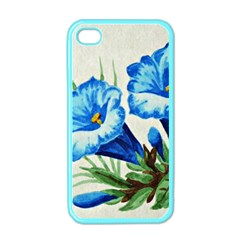 Enzian Apple Iphone 4 Case (color) by Siebenhuehner