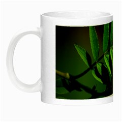 Leaf Glow In The Dark Mug by Siebenhuehner