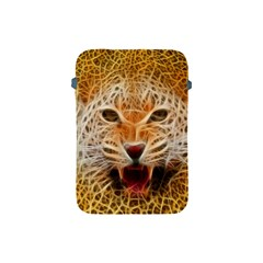 Jaguar Electricfied Apple Ipad Mini Protective Soft Case by masquerades