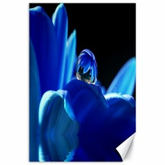Waterdrop Canvas 24  X 36  (unframed)