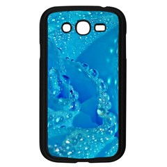 Blue Rose Samsung Galaxy Grand Duos I9082 Case (black) by Siebenhuehner