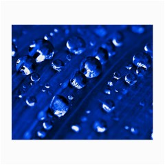 Waterdrops Glasses Cloth (small) by Siebenhuehner