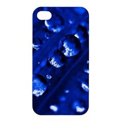 Waterdrops Apple Iphone 4/4s Premium Hardshell Case by Siebenhuehner
