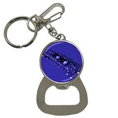 Waterdrops Bottle Opener Key Chain