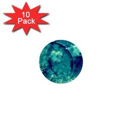 Magic Balls 1  Mini Button Magnet (10 Pack) by Siebenhuehner