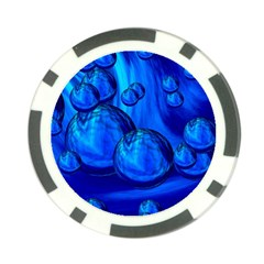 Magic Balls Poker Chip by Siebenhuehner