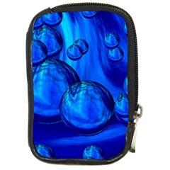 Magic Balls Compact Camera Leather Case by Siebenhuehner