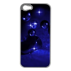 Blue Dreams Apple Iphone 5 Case (silver) by Siebenhuehner