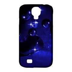Blue Dreams Samsung Galaxy S4 Classic Hardshell Case (pc+silicone) by Siebenhuehner