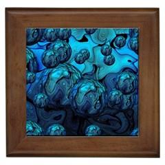 Magic Balls Framed Ceramic Tile by Siebenhuehner