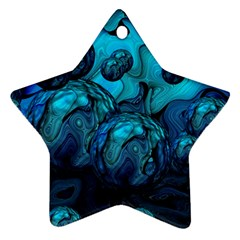 Magic Balls Star Ornament by Siebenhuehner