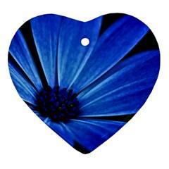 Flower Heart Ornament