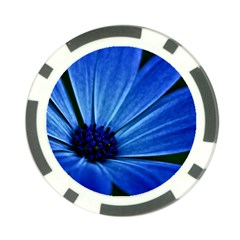 Flower Poker Chip by Siebenhuehner