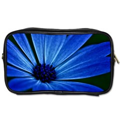 Flower Travel Toiletry Bag (two Sides) by Siebenhuehner