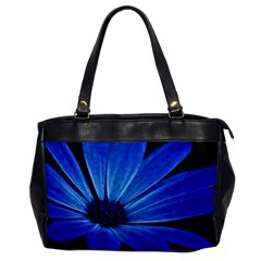 Flower Oversize Office Handbag (one Side) by Siebenhuehner