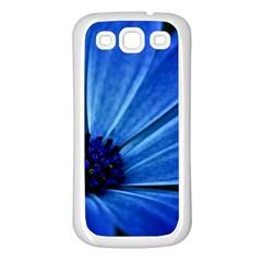 Flower Samsung Galaxy S3 Back Case (white) by Siebenhuehner