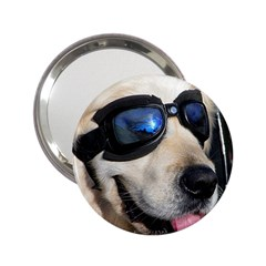 Cool Dog  Handbag Mirror (2 25 ) by Siebenhuehner