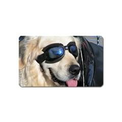 Cool Dog  Magnet (name Card) by Siebenhuehner
