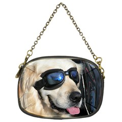 Cool Dog  Chain Purse (two Sided)  by Siebenhuehner