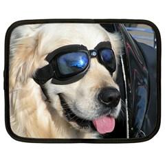 Cool Dog  Netbook Case (xl)
