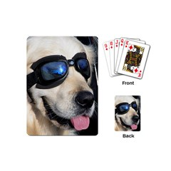 Cool Dog  Playing Cards (mini) by Siebenhuehner