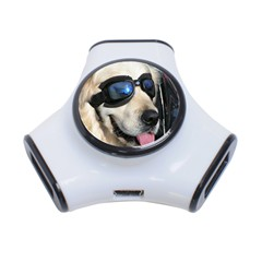 Cool Dog  3 Port USB Hub by Siebenhuehner