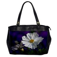 Cosmea   Oversize Office Handbag (one Side) by Siebenhuehner