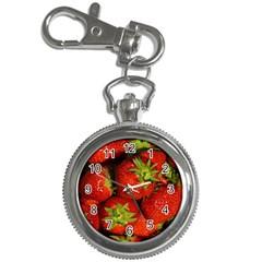 Strawberry  Key Chain & Watch by Siebenhuehner