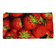 Strawberry  Pencil Case by Siebenhuehner