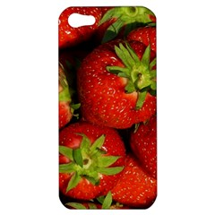 Strawberry  Apple Iphone 5 Hardshell Case