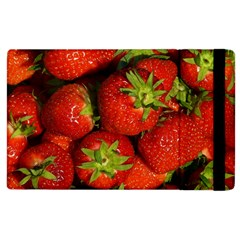 Strawberry  Apple Ipad 3/4 Flip Case by Siebenhuehner