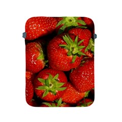 Strawberry  Apple Ipad 2/3/4 Protective Soft Case by Siebenhuehner