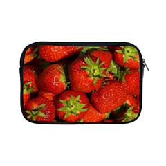 Strawberry  Apple Ipad Mini Zipper Case by Siebenhuehner