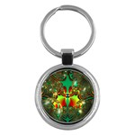 Magic Balls Key Chain (Round) Front