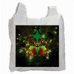 Magic Balls Recycle Bag (two Sides) by Siebenhuehner