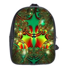 Magic Balls School Bag (large) by Siebenhuehner