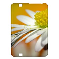 Daisy With Drops Kindle Fire Hd 8 9  Hardshell Case by Siebenhuehner