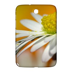 Daisy With Drops Samsung Galaxy Note 8 0 N5100 Hardshell Case  by Siebenhuehner