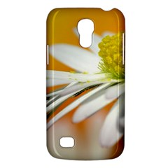Daisy With Drops Samsung Galaxy S4 Mini Hardshell Case  by Siebenhuehner