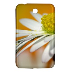 Daisy With Drops Samsung Galaxy Tab 3 (7 ) P3200 Hardshell Case  by Siebenhuehner