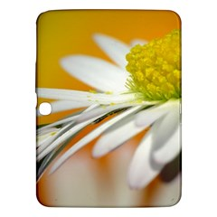 Daisy With Drops Samsung Galaxy Tab 3 (10 1 ) P5200 Hardshell Case  by Siebenhuehner