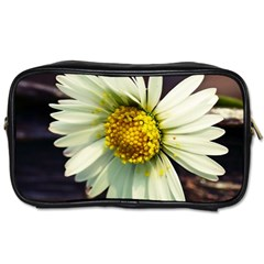 Daisy Travel Toiletry Bag (two Sides) by Siebenhuehner