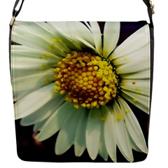 Daisy Flap Closure Messenger Bag (small) by Siebenhuehner