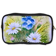Meadow Flowers Toiletries Bag (two Sides)
